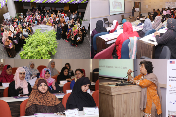 Orientation and Entrepreneurial Foundation Session held at Karachi