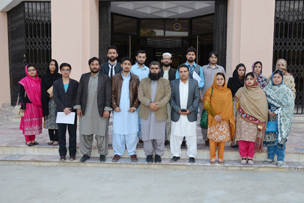 Orientation+ Entrepreneurial Foundation Session held at BUITEMS QUETTA