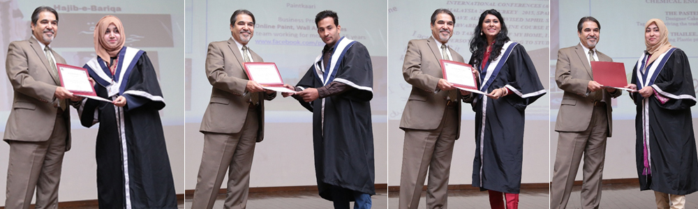 CED's Certificate Graduation Ceremony & Startup Launching ceremony