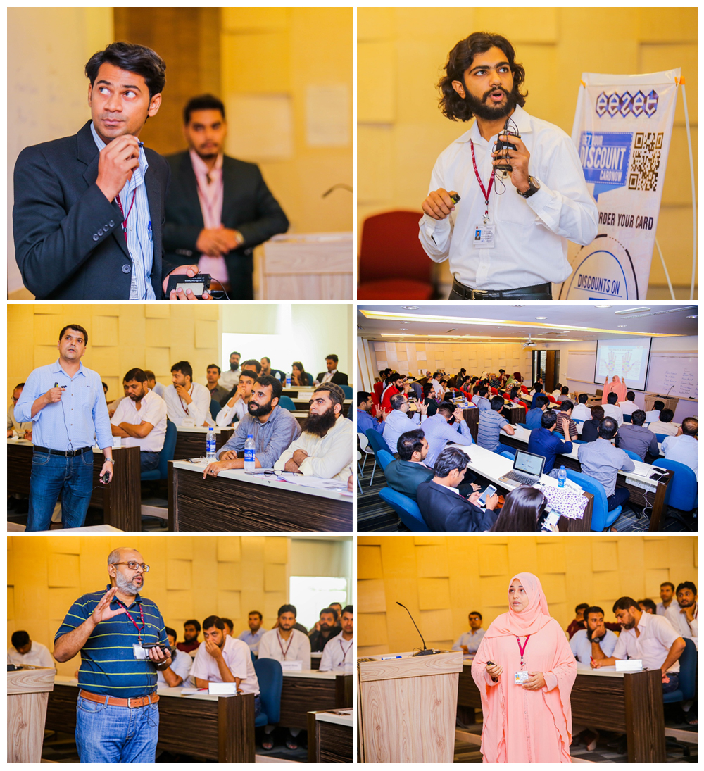 Jul 22, 2017: CED's CIE Final Students Business Startups Pitches & Closing Ceremony
