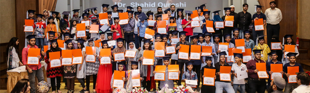 IBA AMAN-CED organizes a graduation ceremony of Summer Entrepreneurship Camp (SEC) 2018