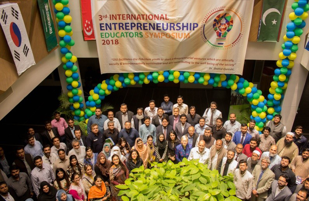 IBA International Entrepreneurship Educators Symposium (IEES) 2018