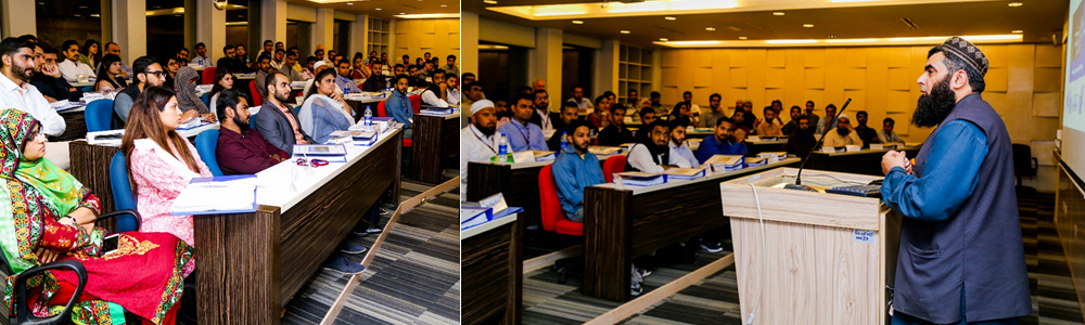 Orientation Ceremony of Certificate in Entrepreneurship Program at IBA CED