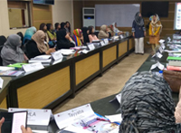 Inauguration of IBA Women Entrepreneurship Program (WEP) in Faisalabad 2019 under the initiative of IBA National Entrepreneurship Program (NEP)