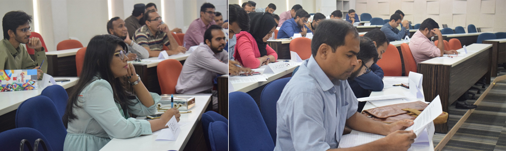 A Workshop Conducted on