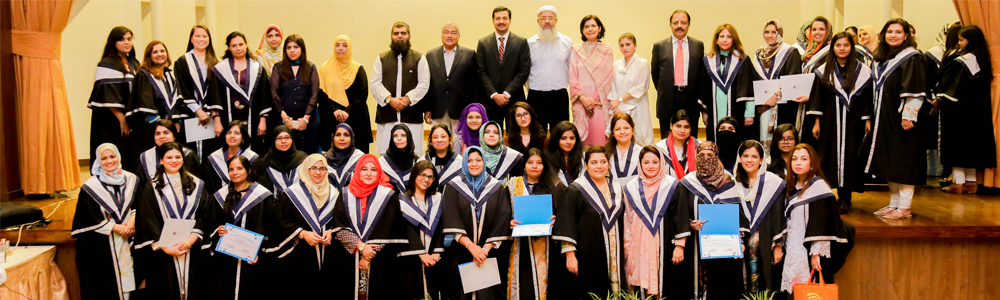 AMAN CED Program Certificate Distribution Ceremony 2016