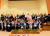 Oct 19, 2016: AMAN CED Program Certificate Distribution Ceremony 2016