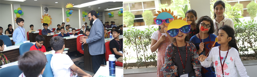 IBA AMAN-CED organizes an orientation session on Summer Entrepreneurship Camp (SEC)