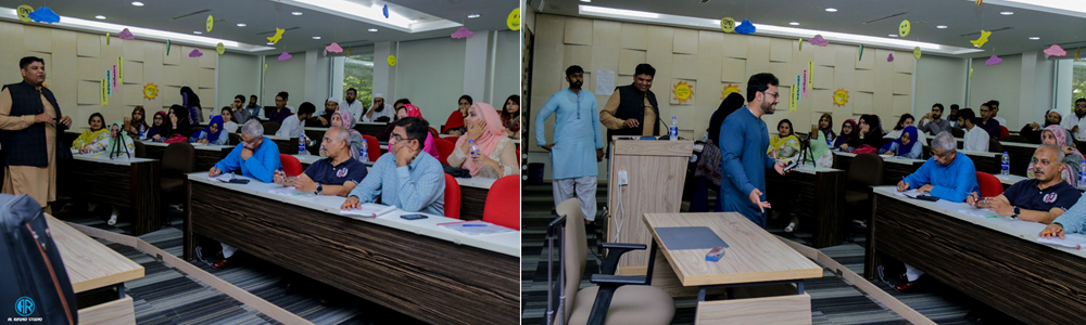 IBA CED's CIE Batch 9 Final Students Business Startups Pitches & Closing Ceremony