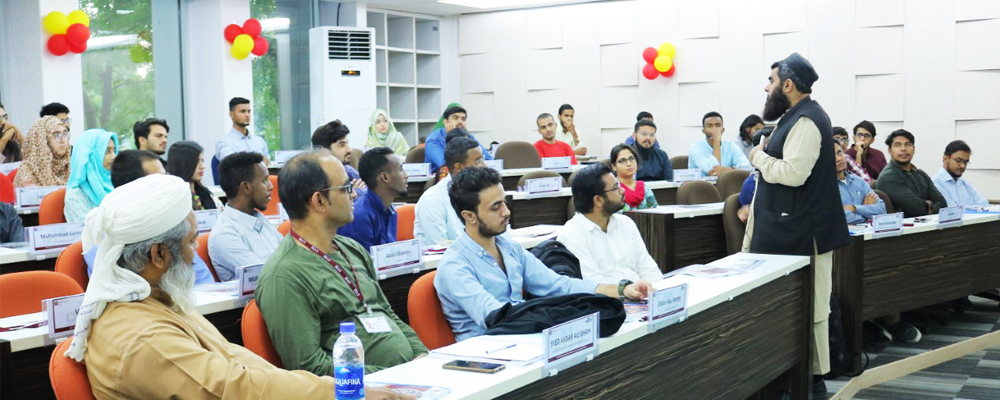 6th batch of IBA CED Science & Technology Entrepreneurship Program (STEP)