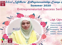 Global Mothers' Entrepreneurship Camp (G-MEC)