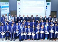 First Graduation Ceremony of IBA NEP at Mehran University, Jamshoro (Hyderabad)