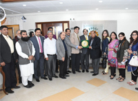 Jan 24th 2018, IBA NEP team conducted an awareness session at FPCCI's Head Office in Karachi
