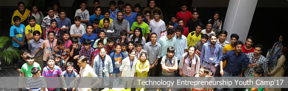 Technology Entrepreneurship Youth Camp 2017