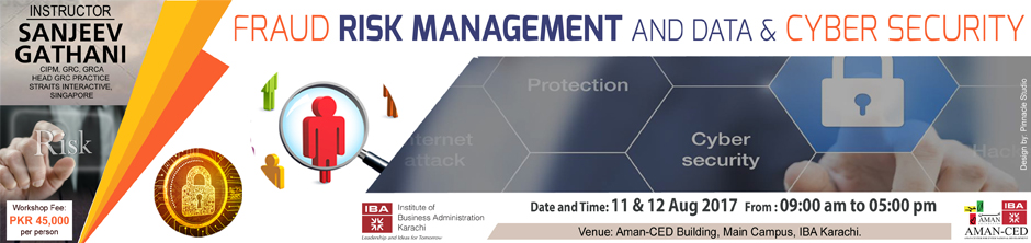 Fraud Risk Management and Data & Cyber Security